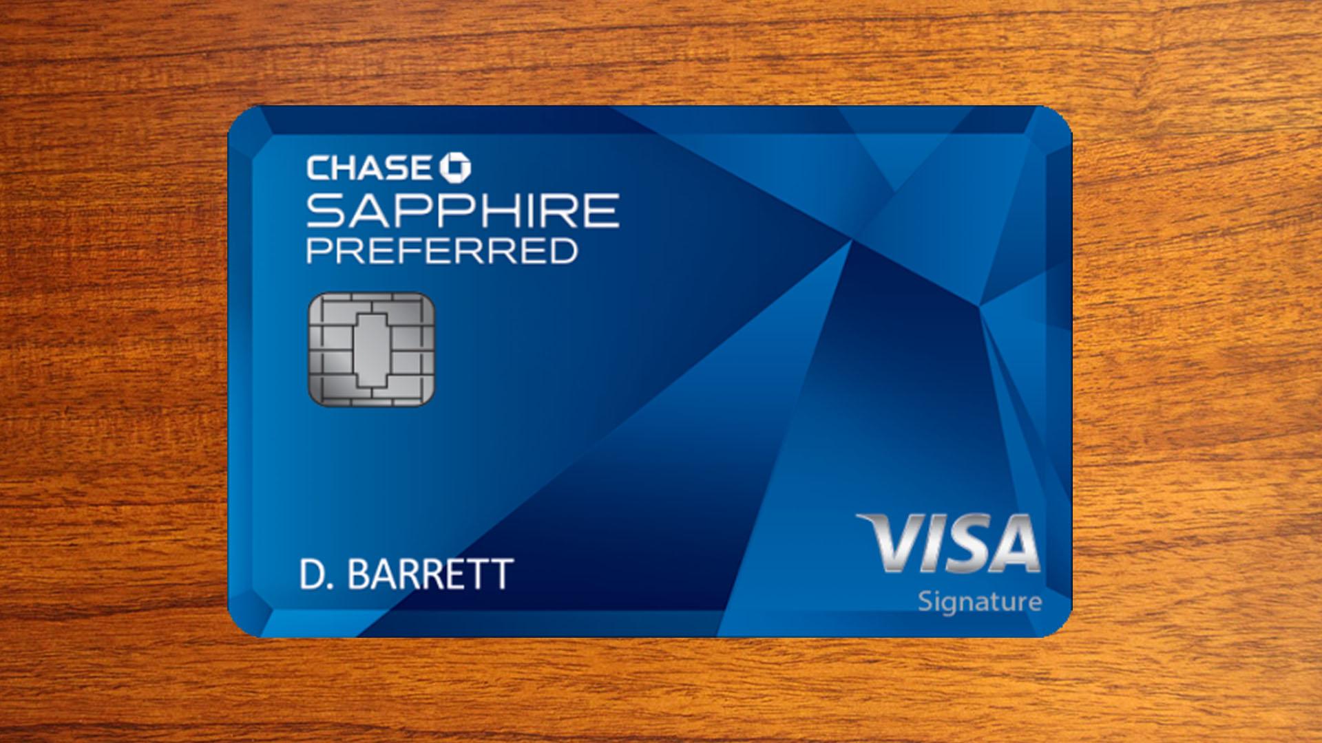 Chase Ends AU Bonus on the Sapphire Preferred Card. Credit CardsNews