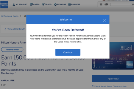 Amex Expands Referral Program: Your Chance to Earn Extra Points