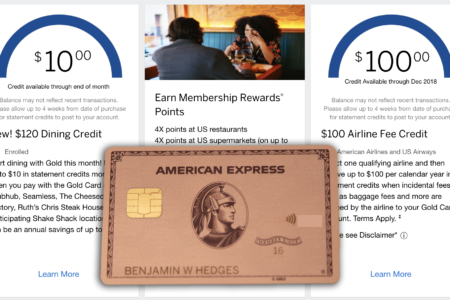 6 Things to do once you get the Amex Gold Card - The Credit